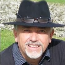 Robert John Langdon, author of The Stonehenge Enigma