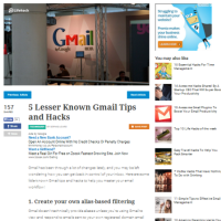 5 Lesser Known Gmail Tips and Hacks